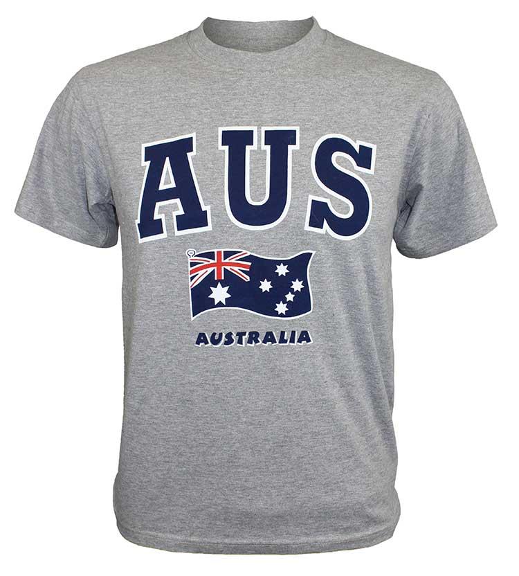 Australian flag t shirt australia the gift australia for T shirt rags bulk