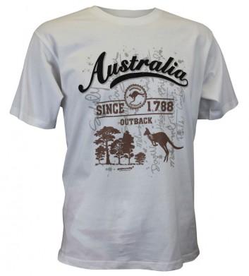 21975_Aus Since 1788  T-Shirt