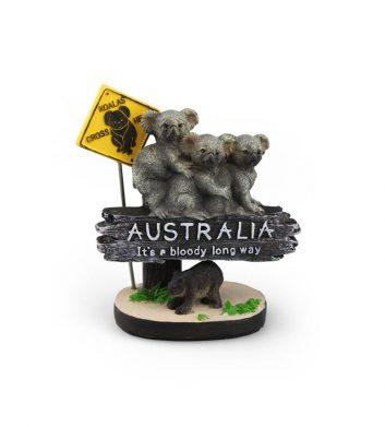 55001_3-Koalas-Ornament