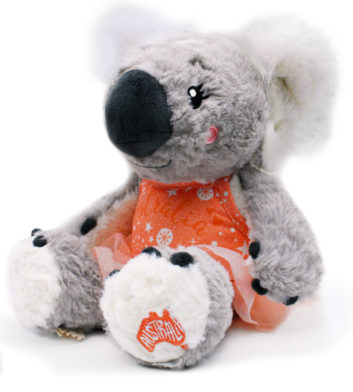 Fairy Koala Soft Toy