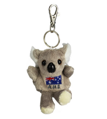 Koala Backpack Keyring