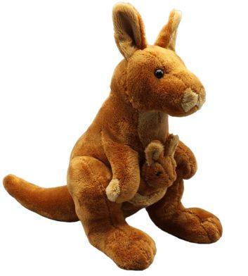 Rooby Kangaroo Plush Toy