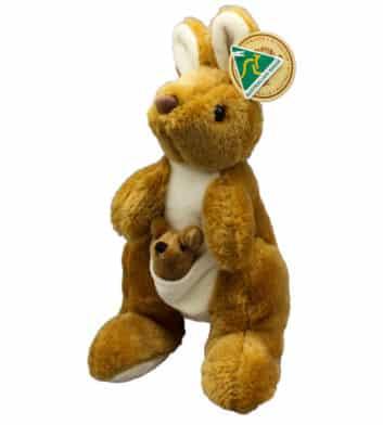 Australian Made Kangaroo & Joey