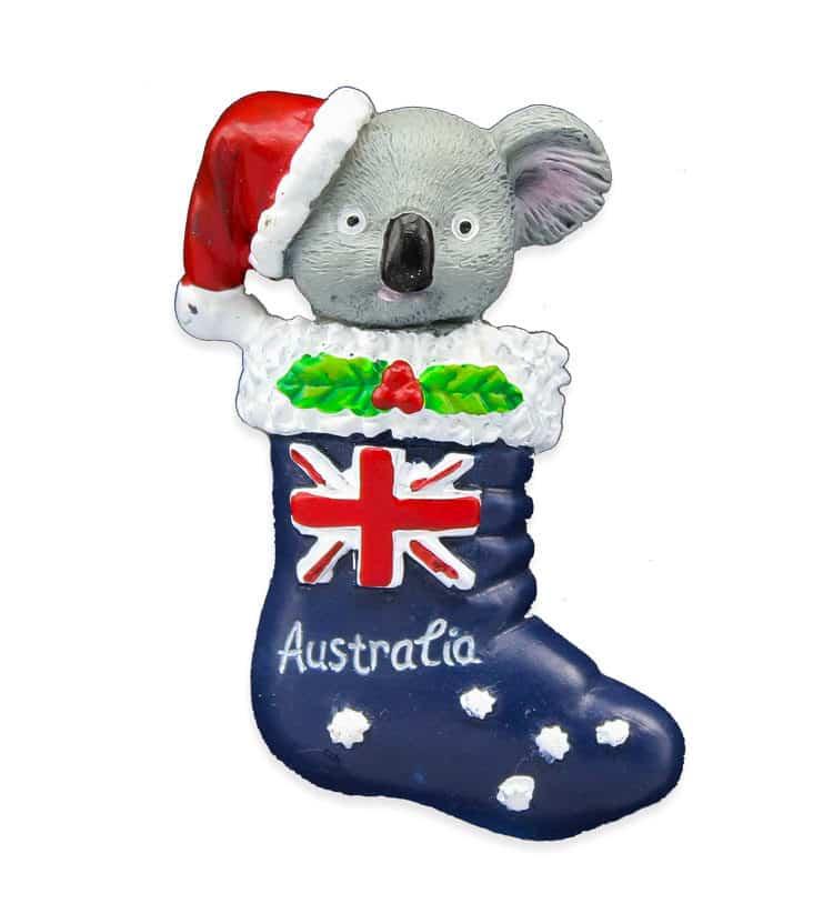 Koala Stocking Magnet