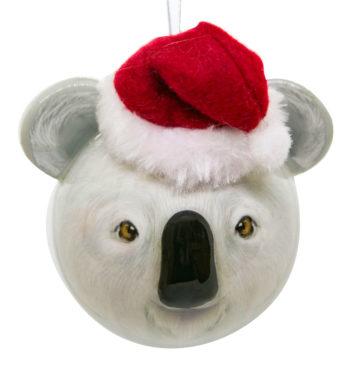 Koala Baz Christmas Bauble