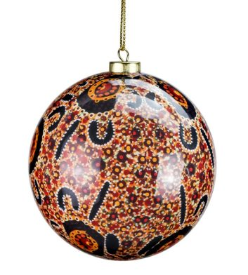 Bush Tucker Christmas Bauble