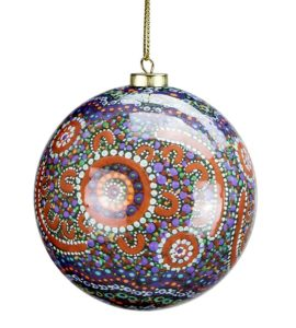 Finke River Christmas Bauble