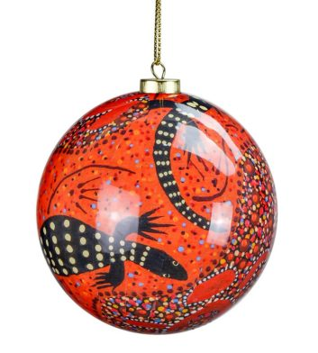 Hunting Perenti Christmas Bauble