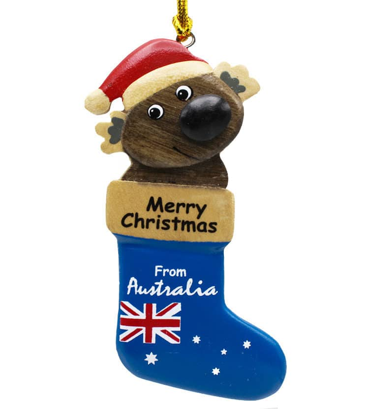 Koala Christmas Decoration