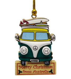 Kombi Van Christmas Decoration