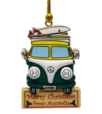 Kombi Van Christmas Decoration