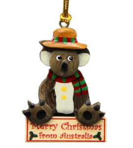 Koala Swag Christmas Decoration
