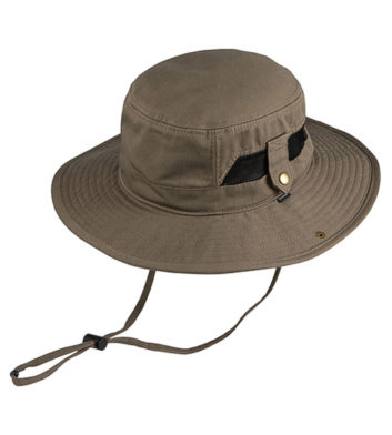 Mens Hiker Hat Military