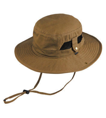 Mens Hiker Hat Rust
