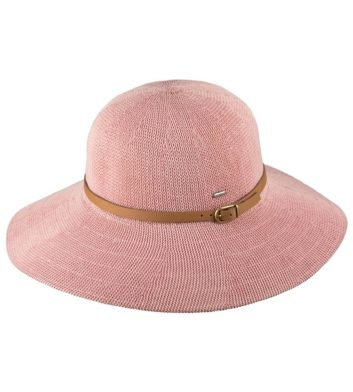 Ladies Leslie Wide Brim Hat