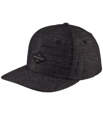 Jervis Charcoal Cap