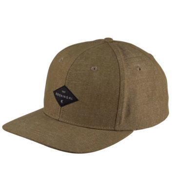 Jervis Olive Cap