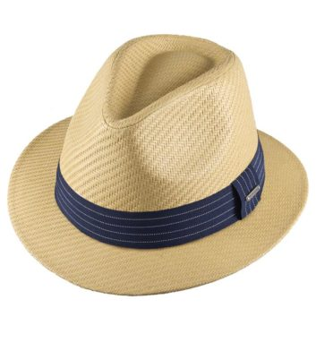 Ladies Tahnee Fedora Hat