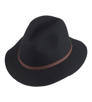 Ladies Matilda Mid Brim Hat