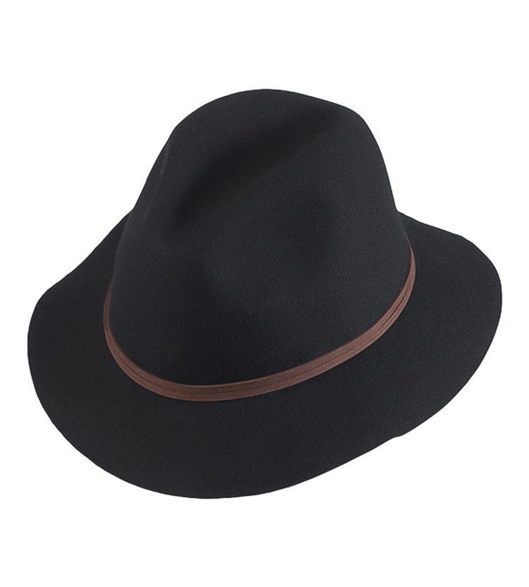 Ladies Matilda Mid Brim Hat