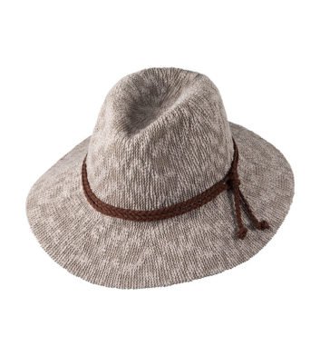 Ladies Safari Hat Taupe
