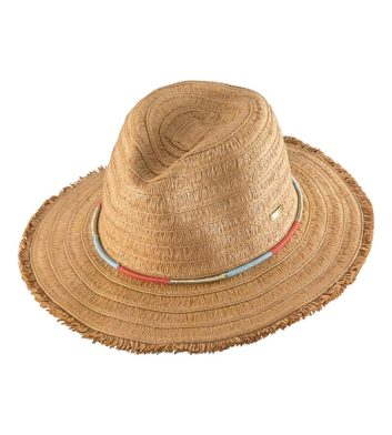 Ladies Hazel Safari Hat Natural