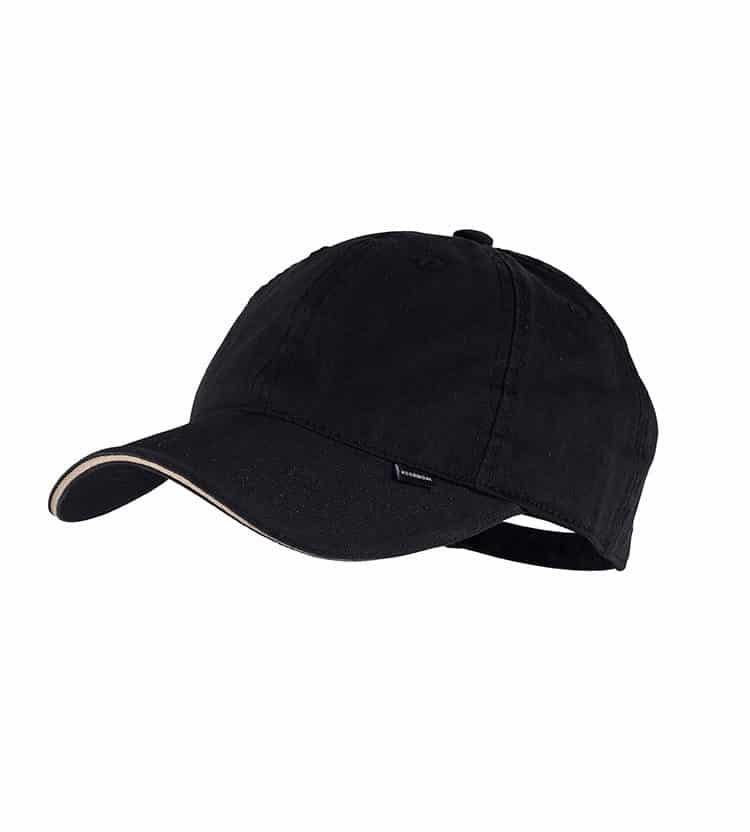 Mens Casual Cap Black
