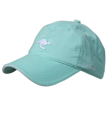 Kangaroo Cap Light Blue