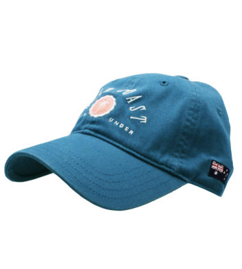 Gold Coast Casual Cap Blue