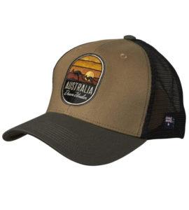 Australia Downunder Trucker Cap