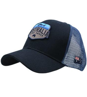 Shark Trucker Cap