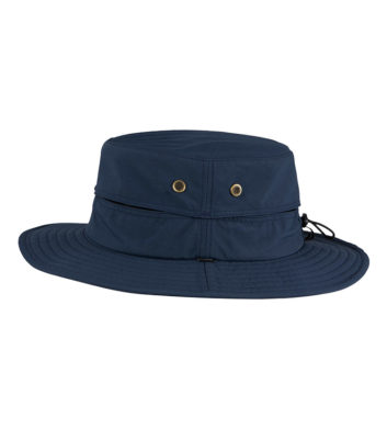 Mens Mid Brim Hat Navy