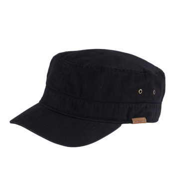 Mens Mao Cap Black