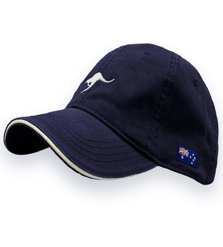 Kangaroo Cap Navy