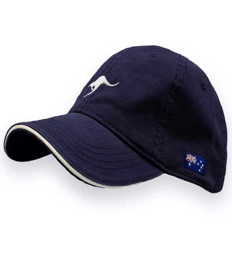 Kangaroo Cap Navy Australia The Gift Australian
