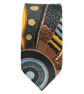 Souvenir Aboriginal Tie