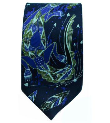 Navy Mens Tie