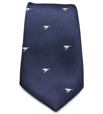 Kangaroo Souvenir Tie