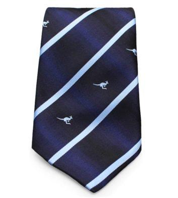 Kangaroo Stripe Tie