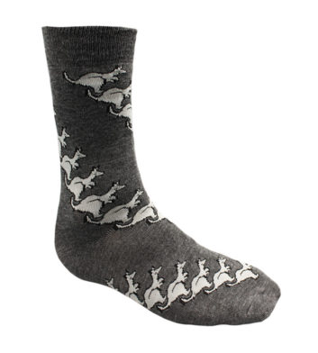 Kangaroo Mens Cotton Socks