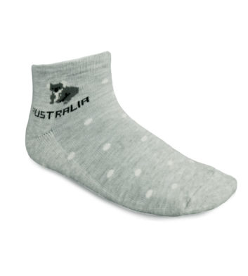 White Koala Socks