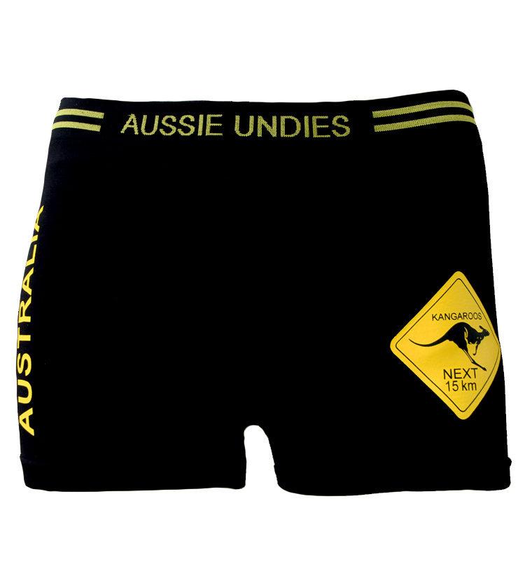 Australian Roadsign Underwear