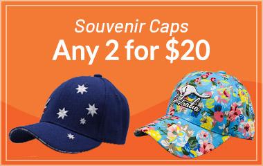 Australian Caps & Hats