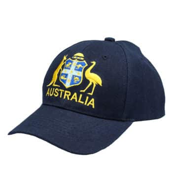 Coat Of Arms Cap Blue