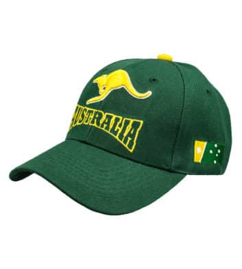 Green & Gold Australia Cap