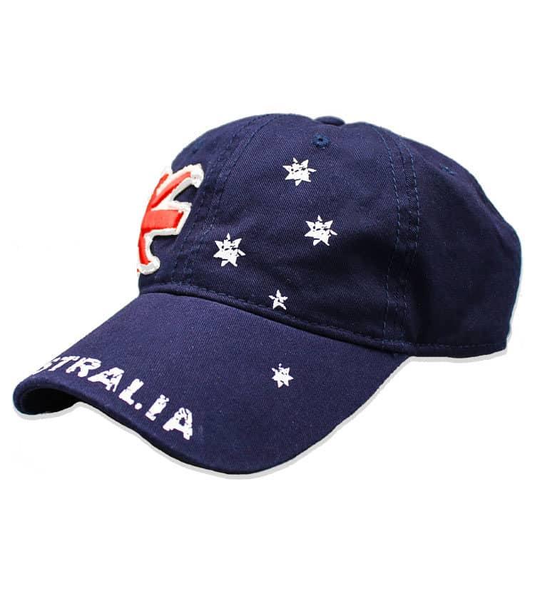 Australia Flag Cap