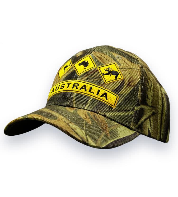 Australian Roadsign Cap