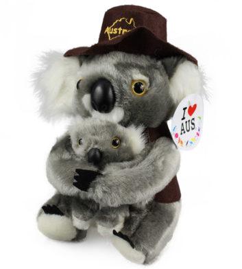 Koala & Baby Plush Toy
