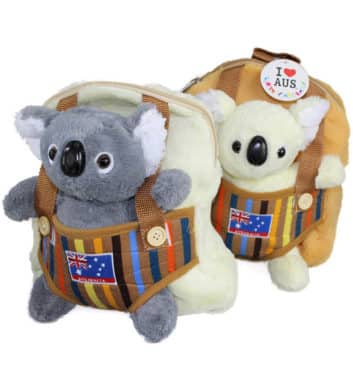 Koala Toy Backpack