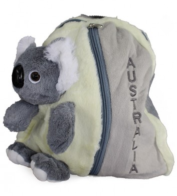 koala paws backpack